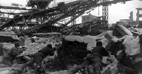 75 jaar geleden: Stalingrad, tussen Moskou en Normandië