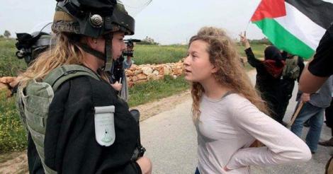 Bezettingsrechtbank Israël durft geen openbaar proces Ahed Tamimi aan