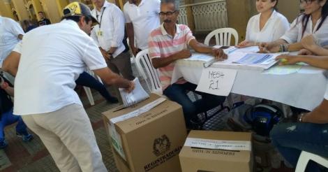 Verkiezingen Colombia zijn goede zaak voor vredesakkoord