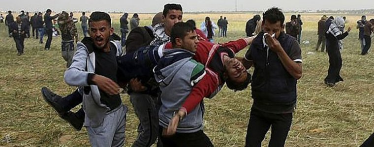 Israëlische scherpschutter schiet ongewapende Palestijn neer, collega's juichen – The Rights Forum