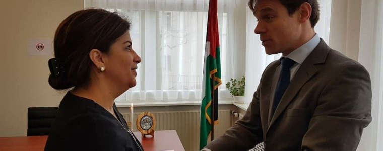 Medeleven CDA-politicus met Palestijnen roept golf van haat op; onpartijdigheid niet gewenst – The Rights Forum