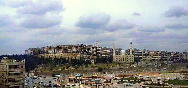 De Syrische rode lijn geldt niet voor iedereen