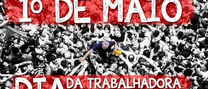 1 mei 2018 manifestatie Den Haag – De Lange Mars Plus