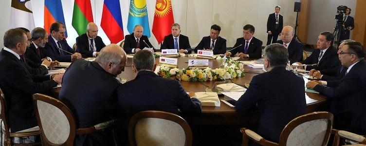 Amerikaanse sancties tegen Iran bespoedigen Euraziatische economische integratie