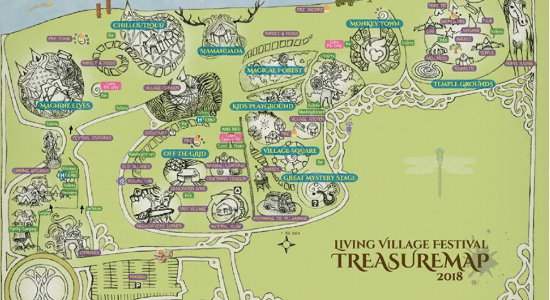 Het Living village festival start in Dalfsen – De Lange Mars Plus