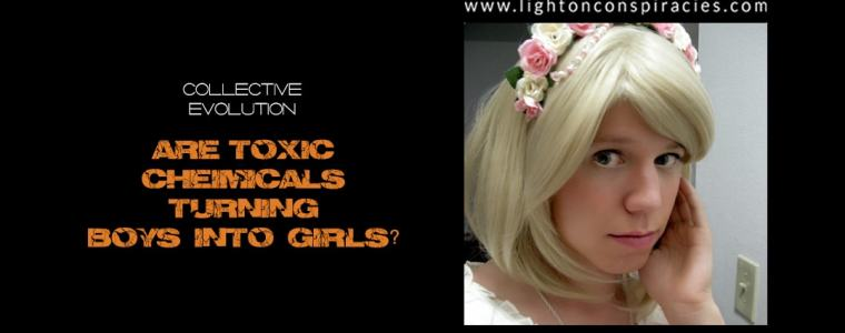 Are Toxic Chemicals Turning Boys Into Girls? | Light On Conspiracies – Revealing the Agenda