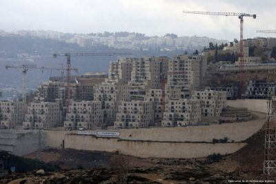 Israel Seized 2,500 Acres of Palestinian Land in 2017   Global Research – Centre for Research on Globalization