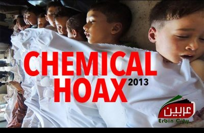 "Pentagon Trained Syria's Al Qaeda ""Rebels"" in the Use of Chemical Weapons 