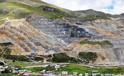 "Corporate Mining in Latin America is the Source of Social Conflict: ""The Andes now Resembles a War Zone"" 