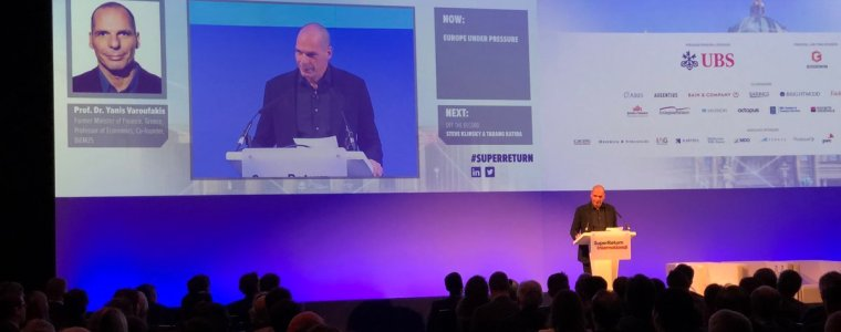 The Eurozone Today & its prospects post-QE: A macro-financial anatomy – audio of keynote at the SuperReturn 365 Conference, Berlin 28 FEB 2018