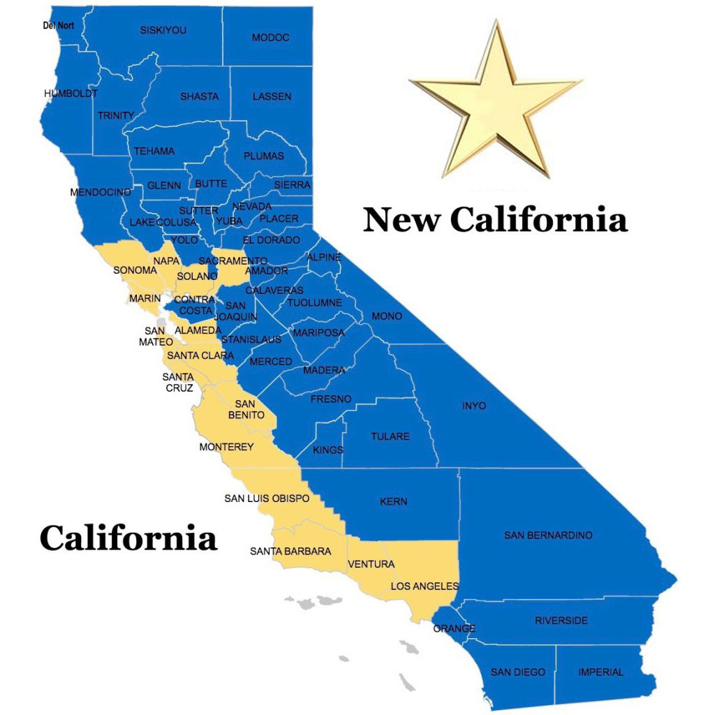 New California Rebels Against Tyranny of the Majority | Armstrong Economics