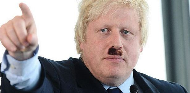 Boris Johnson's grotesque comparison: Russia's 2018 Football World Cup; Hitler's 1936 Berlin Olympics