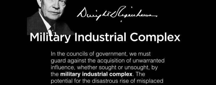 How the Military Controls America