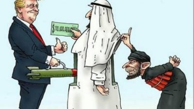 Trump Freezing Money for Syria that Nobody Knew About | Global Research – Centre for Research on Globalization