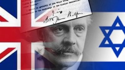 The Balfour Declaration Was NOT Written by Arthur Balfour | Global Research – Centre for Research on Globalization
