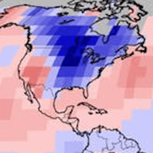 Climate Engineers Cool Eastern US While World Burns