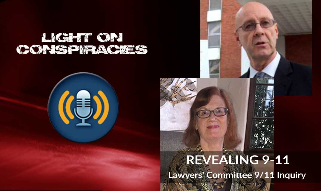 Ole Dammegard interviews the Lawyers Committee for 911 Inquiry | Light On Conspiracies – Revealing the Agenda