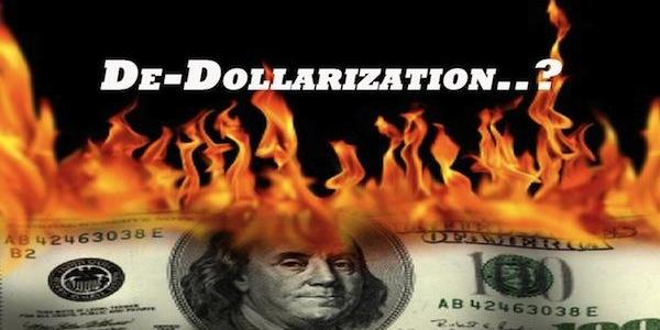 "De-Dollarization Escalates: ""African Economy Needs More Usage Of Chinese Yuan"""