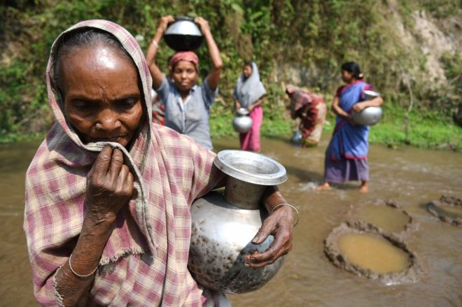 "Water Wars: India Facing ""Worst Crisis In Its History"""