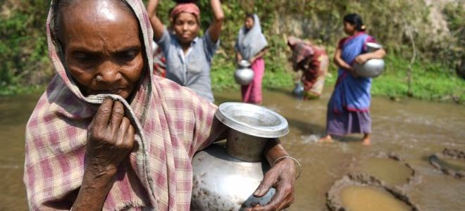 """Water Wars: India Facing """"Worst Crisis In Its History"""""""