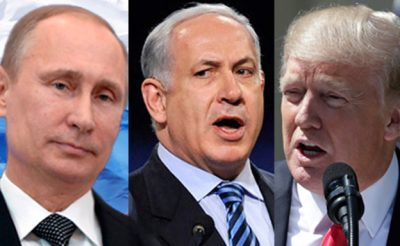 """It's Official, """"Israel"""" Is Now a Joint Russian-American Protectorate 