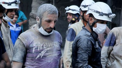 Western Governments Seek to Evacuate White Helmets From Syria, Resettle Them in Canada | Global Research – Centre for Research on Globalization