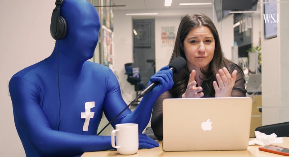Kurz erklärt: Wie Facebook dich ausspioniert, auch ohne dein Mikro abzuhören
