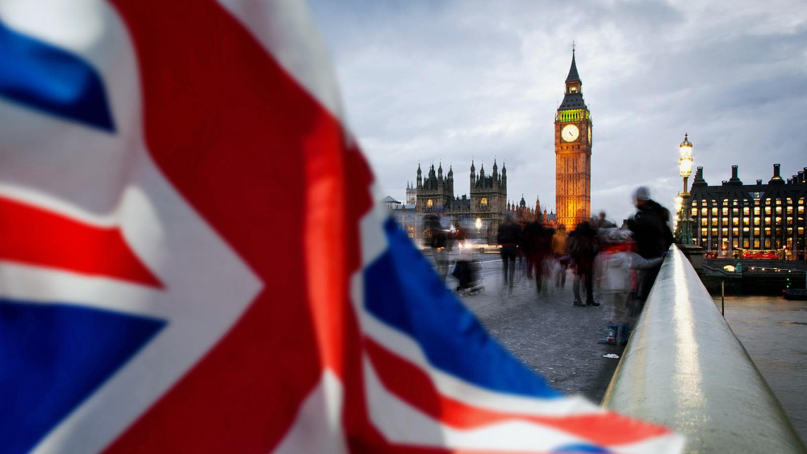 Britische Erpressung