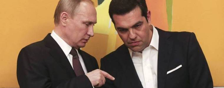 The man behind Ukraine coup is now turning Greece against Russia (Video)