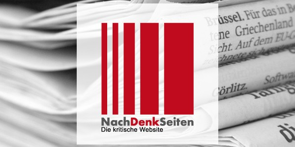 Von Bürgern zweiter Klasse – Anmerkungen zu einem Interview im Tagesspiegel – www.NachDenkSeiten.de