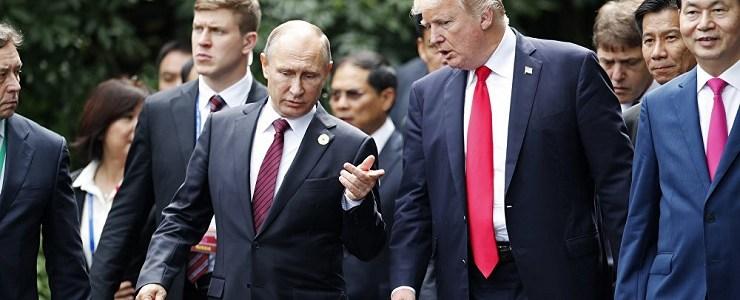 Where Putin and Trump See Eye to Eye   New Eastern Outlook
