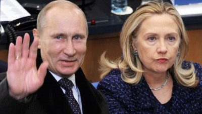 Clinton Insiders Reveal 'Blame Russia' Plan Hatched 'Within 24 Hours' of Election Loss | Global Research – Centre for Research on Globalization