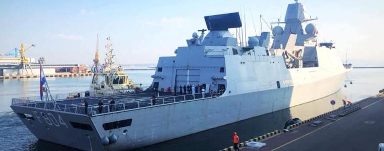 Spanningen tussen Rusland en Oekraïne in Zee van Azov nemen toe