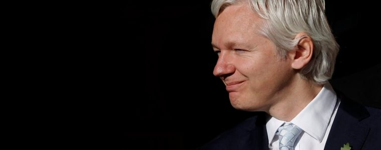 Julian Assange and the Dying of the Light