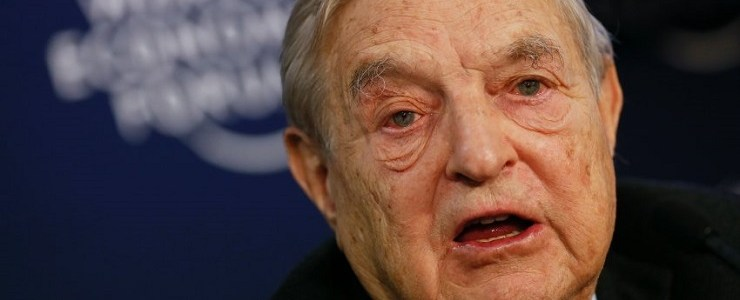 Look Out When Soros' Frozen Brain Rules the World | New Eastern Outlook
