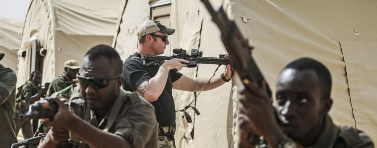 U.S. Secret Wars in Africa Rage On, Despite Talk of Downsizing