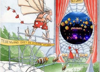 Ruigoord van krakersbolwerk tot mainstreamloos kunstenaarsdorp – De Lange Mars Plus