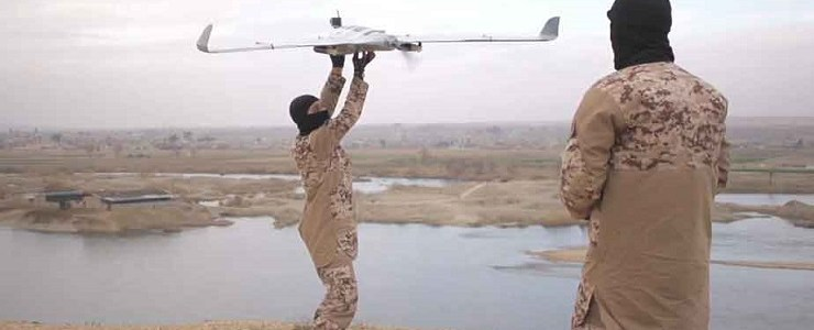 Islamic State Drone Program Study Reveals NATO Ratlines | New Eastern Outlook