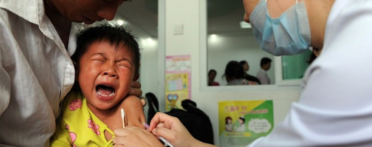 Chinese vaccine panic reaches boiling point