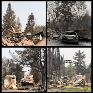 Carr Fire Catastrophe, Front-Line Footage