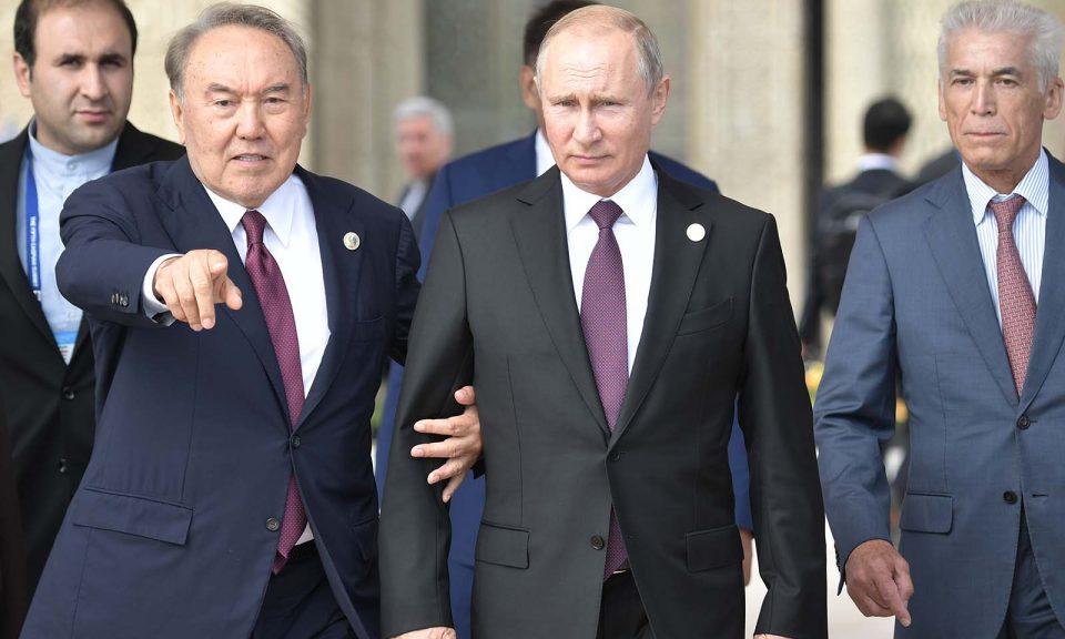 Escobar: All Hands On Deck As The Caspian Sails Toward Eurasia Integration