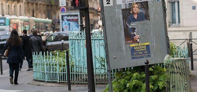 De deconfiture van Marine Le Pen