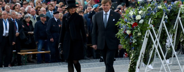Dutch Memorial Day: Erasing People After Death