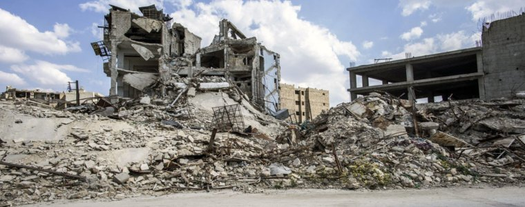 Der lange Schatten des Syrienkriegs
