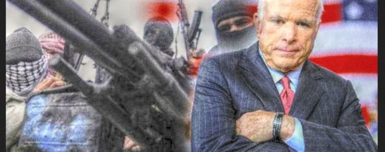 John McCain: postiljon van de oorlog…!