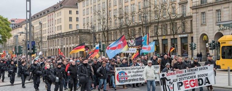 Eenzijdige reactie politiek en media op Chemnitz is spelen met vuur