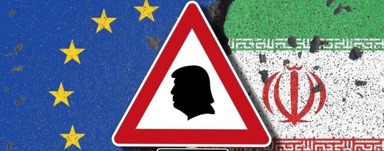 European Firms Hit Hard By U.S. Sanctions On Iran