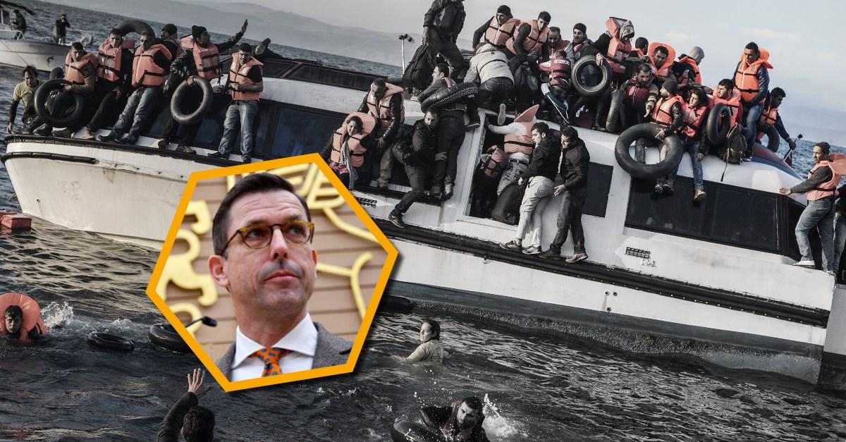 """Die Unredlichen und ihre Lüge von der """"Seenotrettung"""""""