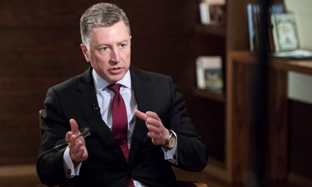 Ambassador Kurt Volker: US to Drastically Expand Military Assistance to Ukraine