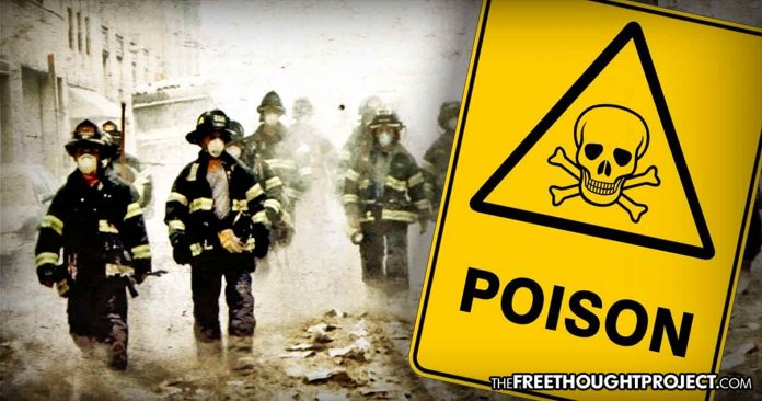'Never Forget': Gov't Said The Air Was Safe, Now Thousands Of 9/11 First Responders Have Cancer